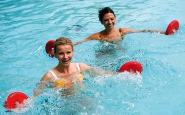Aquajogging - derzeit finden keine Kurse statt
