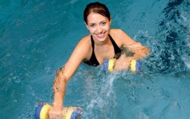 Aquarobic  dieser Kurs findet z. Zt. nicht statt